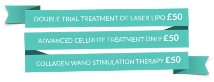laser lipo and aesthetic treatment special offers