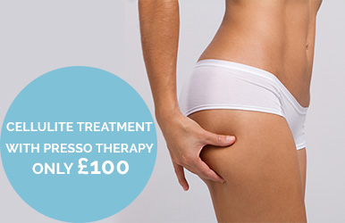 Cellulite Treatment with Pressotherapy – Free Consultation