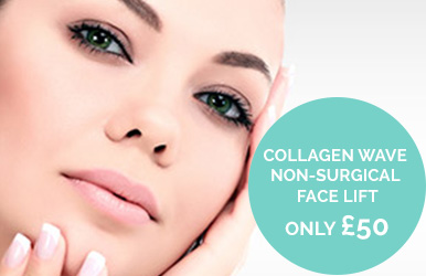 Collagen wand non-surgical face lift £50