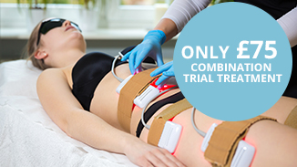 Trial Laser Lipo combination Treatment Only £75
